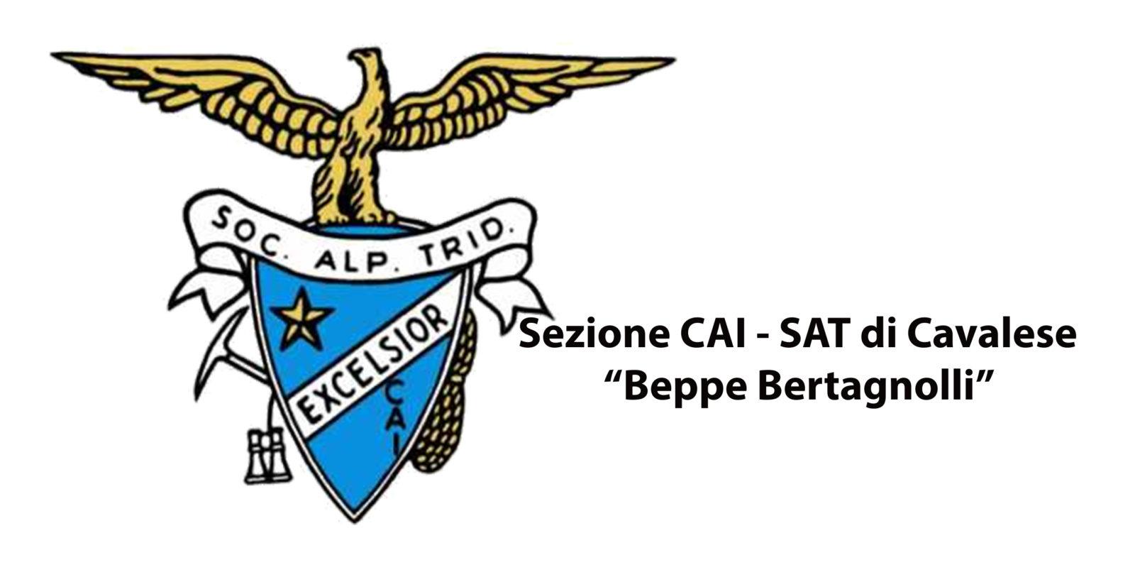 S.A.T. sezione di Cavalese Retina Logo