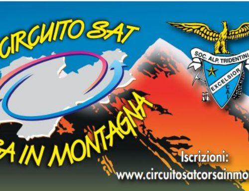 Circuito SAT di Corsa in Montagna – ai nastri di partenza la prima frazione il prossimo 27 aprile
